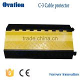 Factory price outdoor use events 3channel cable protector /event on sale                                                                         Quality Choice