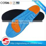 Memory Foam Arch Supports Sport Shock-absorption Insole