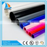 Colorful Polyethylene Material PE Poly Ethylene hard tubing                                                                         Quality Choice