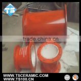 95% 99% Alumina Ceramic-Lined Composite Pipe