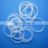 Silicone rubber o ring , clear silicone rubber o ring , various size silicone rubber o ring with high qual