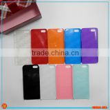 plain colorful case UV print case