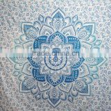 Elephant Tapestry bed sheets jaipur print sheeting bed sheets