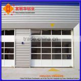 Professional Design Aluminum Automatic Garage Door Underground Garages of Villa