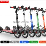 Guangzhou Factory MINI-Q5 10 inch Tire Two Wheel Scooters with handle smart electric bikes mini scooter