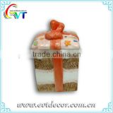 Cake Ceramic Cookie Jar