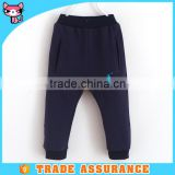 China supplier navy blue harem pants for kids