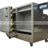 vertical vacuum packing machine brick shape vacuum packaging machine rice and bean vacuum packaging machine
