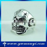 New fashion design popular wholesale costume jewelry gothic ring R9
