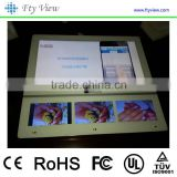 21.5 inch fansion lcd screen wall mount ad player Andriod OS