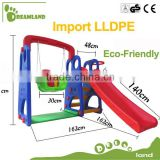 Kindergarden playground preschool kids plastic slide                                                                         Quality Choice