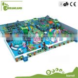 EU standard ocean design large commercial kids soft indoor playground