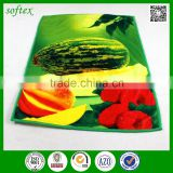 China manufacturer custom microfiber transfer printing tea towel                                                                                                         Supplier's Choice