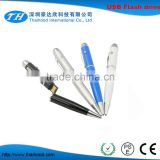 Most Popular Useful Factory Pen Shape USB Flash Drive Accept Paypal
