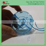 Flashing Pull Whistle Toy For Plastic Ball Capsule
