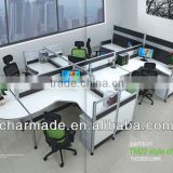 HOT modular metal frame office furniture workstation                                                                         Quality Choice