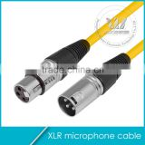 3 Pin XLR male to female Balanced microphone audio cable