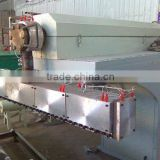 single layer extrusion air bubble package roll film making machine