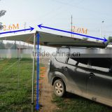 camping car retractable side awning