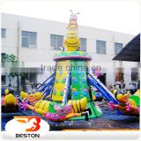 factory direct rides new Arrive Theme Park Amusement Ride Rotation Bees