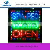 Super Bright Indoor Moving Led Sign
