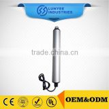 12v tubular electric linear actuator for window opener shutter closer