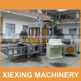2015 Automatic XQY12-60 paver block making machine interlocking machine road block machine curbstone block making machine
