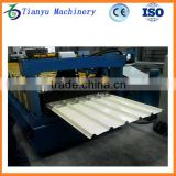 Bulgaria style automatic roof tile making machine/building material making machine/corrugated metal roofing sheet