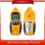 2016 New microwave leakage detector HT-M2 digital LCD exhaust gas analyzer Microwave Radiation indicator