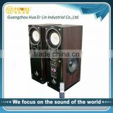 Good Factory Price Wooden Bluetooth Speaker Made In China Active Speaker Amplifier Module