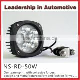 Factory direct! portable led working lights \ light bar 50w bright flexible truck Led Work Light