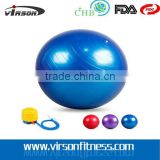 Exercise Fitness Yoga Gym Ball - Top Rated Stability Ball for Fitness, Weight Loss