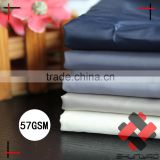 wholesale 210T Polyester taffeta fabric 57gsm good quality cheap lining fabric