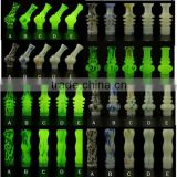 Hot Selling Electronic cigarette Drip tips 510 drip tips stainless steel skull 510 drip tips