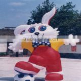 inflatable bugs bunny cartoon