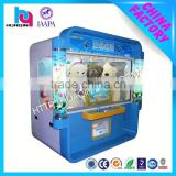Plush crane toy vending machine with interesting games for adults