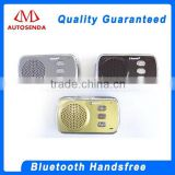 Cost-effective sun visor bluetooth handsfree, super quality and competitive price for you