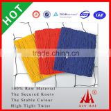 All colors Polyester multifilament knotted net for birds net / bathing bath net / purse seine net
