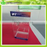 DDC-C003 Customzed Acrylic Display Cabinet for Mobile Batteries, Wholesale Plexiglass Display Cabinet
