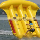 2016 Hot sale inflatable flying fish tube towable for water sport