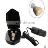ZDC-900B, rechargable CIC hearing aid, sound amplifier