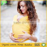 Top quality for 0-3years old baby breathable cotton sling stretchy baby wrap carrier