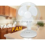 rechargeable emergency box 12'' ac table ventilator