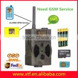 Forest Outdoor hidden MMS Email IR Trail Camera HC300M