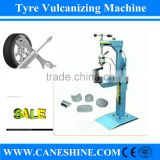 CE&ISO High Quality Best Good Low Price Caneshine Brand New 7.5-16/10-20 inch Reversal Car Tyre Vulcanizing Machine Price CS-98