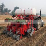 vegetable transplanting machine for tractor