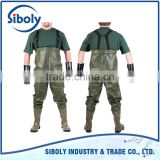 Alibaba express china from alibaba shop breathable pvc waterproof fishing wader