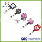 retractable yoyo badge holder ,retractable key reels