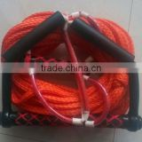 1/2'' diameter size 16 Strand Braided Wakeboard Rope with handle