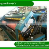 tannery machines Italy quality 1500mm hydraulic leather fleshing machine